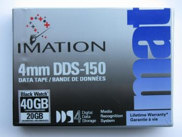 000-914 / IMATION 4mm DDS-150 40/20 GB (DDS-4) DATA TAPE SEALED