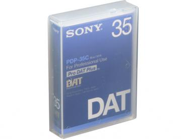 000-931 / SONY PDP-35C Pro DAT Plus For Professional Use DAT Kassette NEU