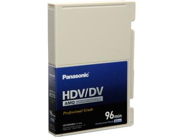 000-989 / PANASONIC AY-HDV 96 AMQ HDV /DV Profi Video Kassette SEALED