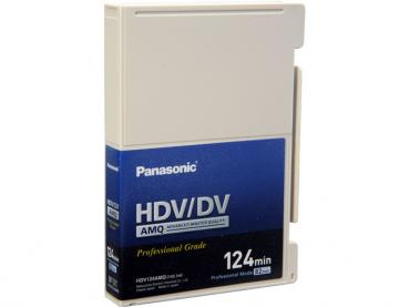 000-990 / PANASONIC AY-HDV 124 AMQ HDV /DV Profi Video Kassette SEALED