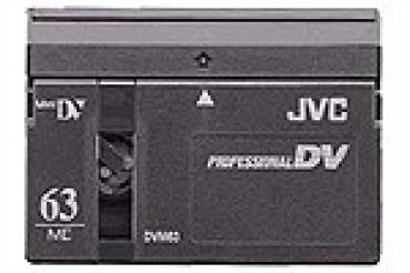000-995 / JVC M DV 63 PRO HDB Camcorder Video Kassette SEALED