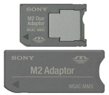 001-700 / SONY MS Micro Adapter Kit fuer Duo und Standard Slots NEU