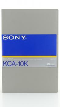 002-017 / SONY KCA-10K (large) U-MATIC Professional Video Kassette NEU