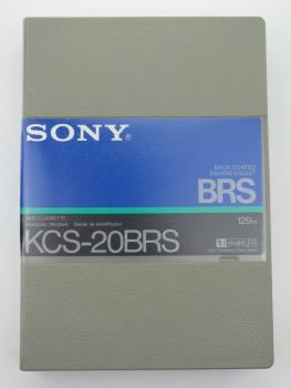 004-793 / SONY KCS-20 BRS U-MATIC (small) Professional Video Kassette NEU