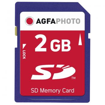 "005-405 / AGFA SD Card 2GB Class0 ""Afro Girl Cover"" Speicherkarte (10403)NEU"