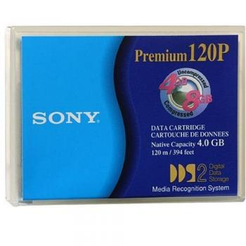 009-482 / SONY DDS-2 DATA CARTRIDGE (DGD120P) 1A USED