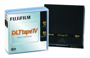 010-296 / FUJI DLT TAPE-4 40GB/80 GB DATA Cartridge NEU