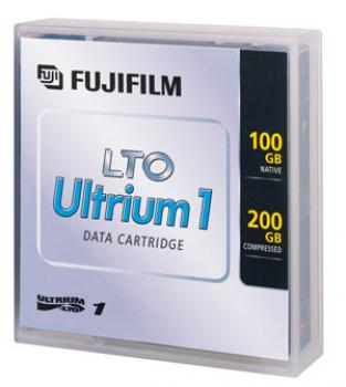 "010-484 / FUJI LTO-1 ""Ultrium"" Data Cartridge 100/200 GB (42962) NEU"